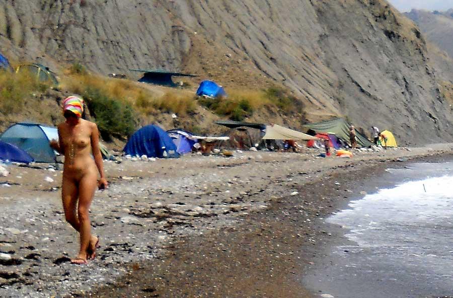 Бухта лисья секс напляже